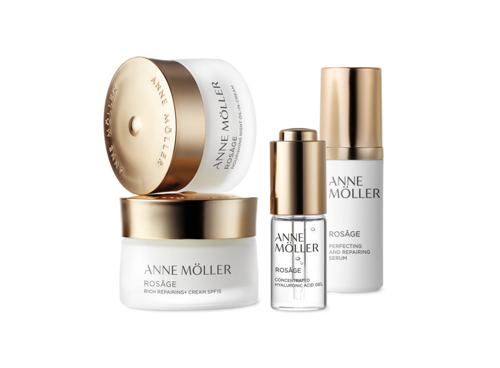 Anne Möller, cosmetic lines
