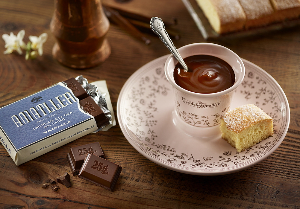 Amatller cup and saucer