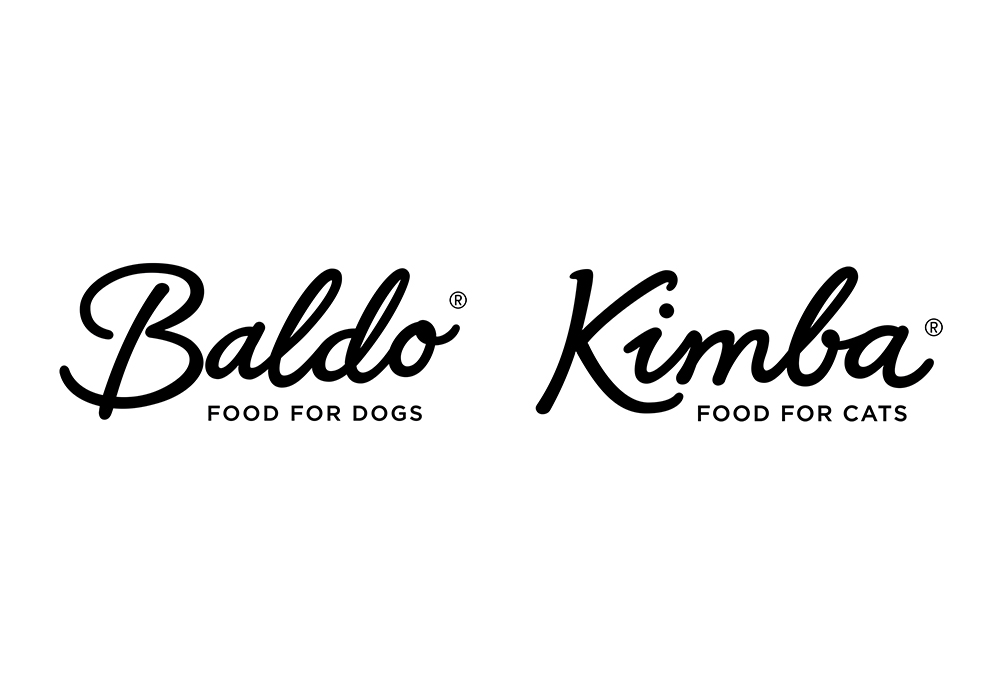 Baldo and Kimba, pet food brands